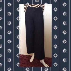 🌎Poetry Wool Wide Leg Ankle Pants